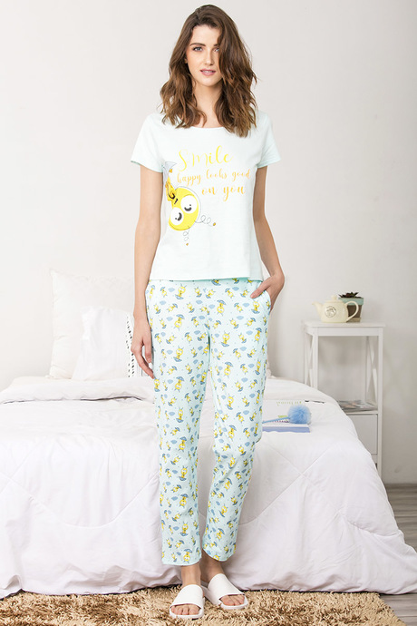ZIVAME CRAZY FARM SLEEP PYJAMA