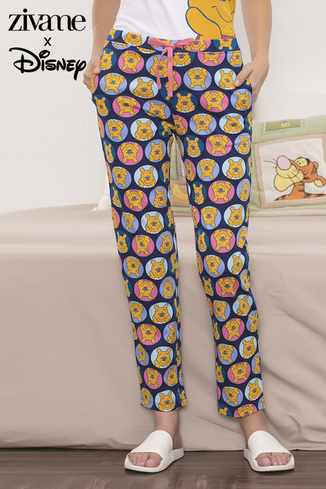 ZIVAME X DISNEY WINNE THE POOH SLEEP PYJAMA