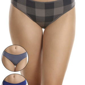 ZIVAME MID RISE HIPSTER BRIEF SPANDEX
