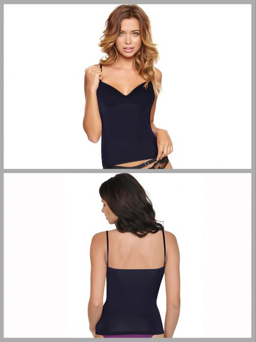CAMISOLE WITH PADDED CUPS